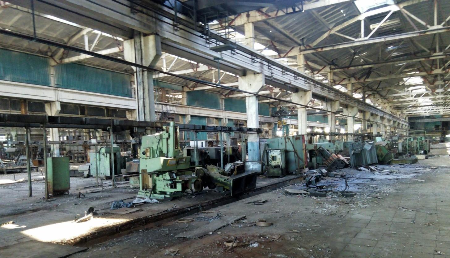 Заводы Луганска демонтируют и вывозят в Россию — разведка
