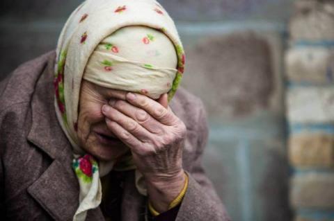 Жители Донбасса в зоне АТО не получат помощи от Кабмина