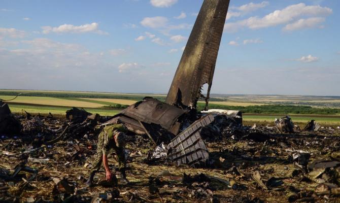 Катастрофа Ил-76 под Луганском: В интернет попали выдержки из допроса Муженко