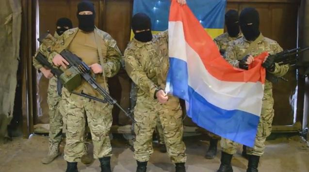 В сети появился фейковый ролик о «террористах» из «Азова»