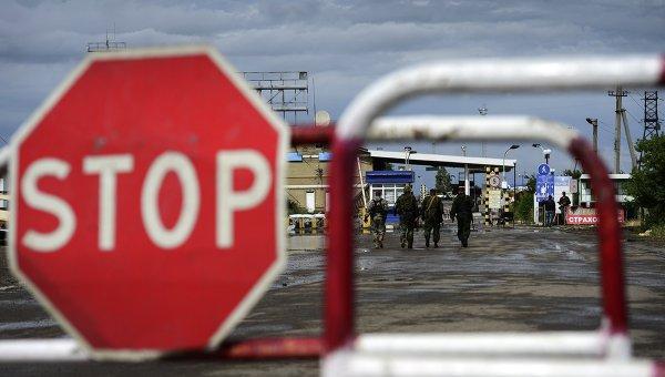 Российские пограничники стали тщательнее проверять боевиков