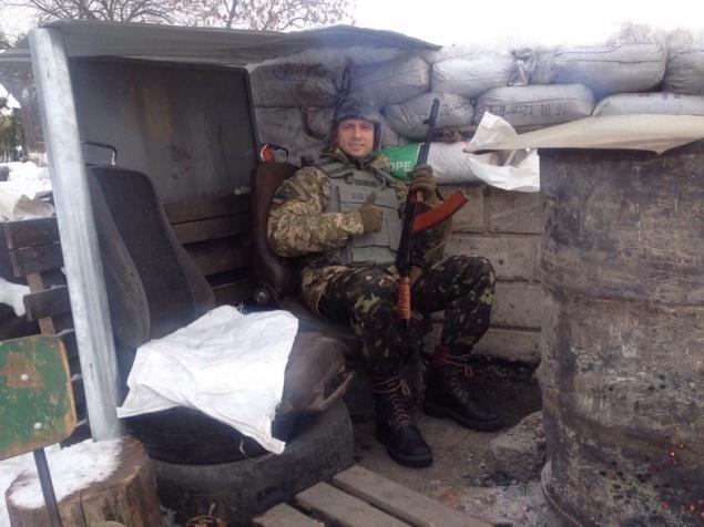 В Киеве главным лесником Святошино назначен боевой «ударовец» из Луганска