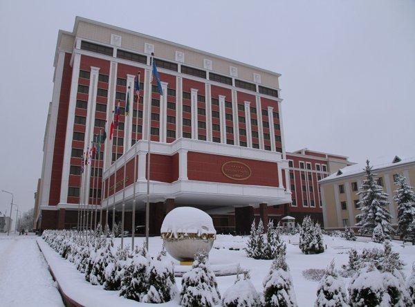 В Минске начались переговоры всех рабочих групп Контактной группы
