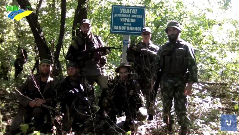 СБУ показала фильм о ликвидации российской ДРГ на Луганщине (видео)