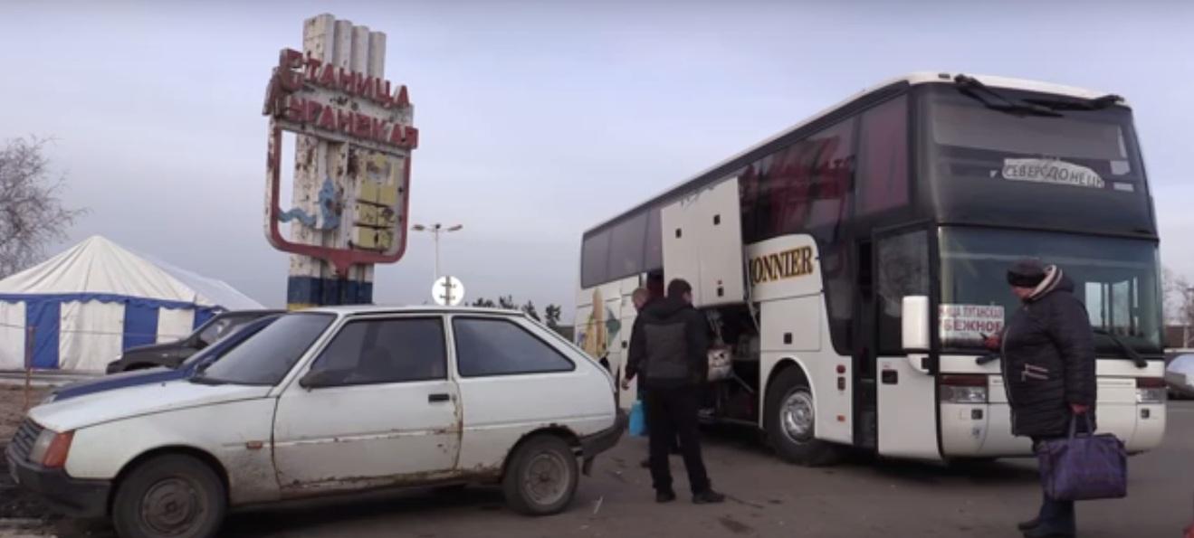 В Луганской области запустят социальный автобус