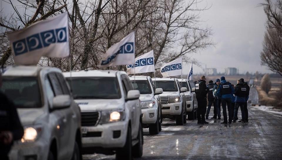 Миссии ОБСЕ на Донбассе продлили мандат