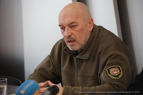 На Луганщине усиливаются обстрелы — Тука
