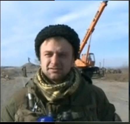 СБУ: Российского наемника подозревают в пытках и убийствах солдат ВСУ на Луганщине (фото)