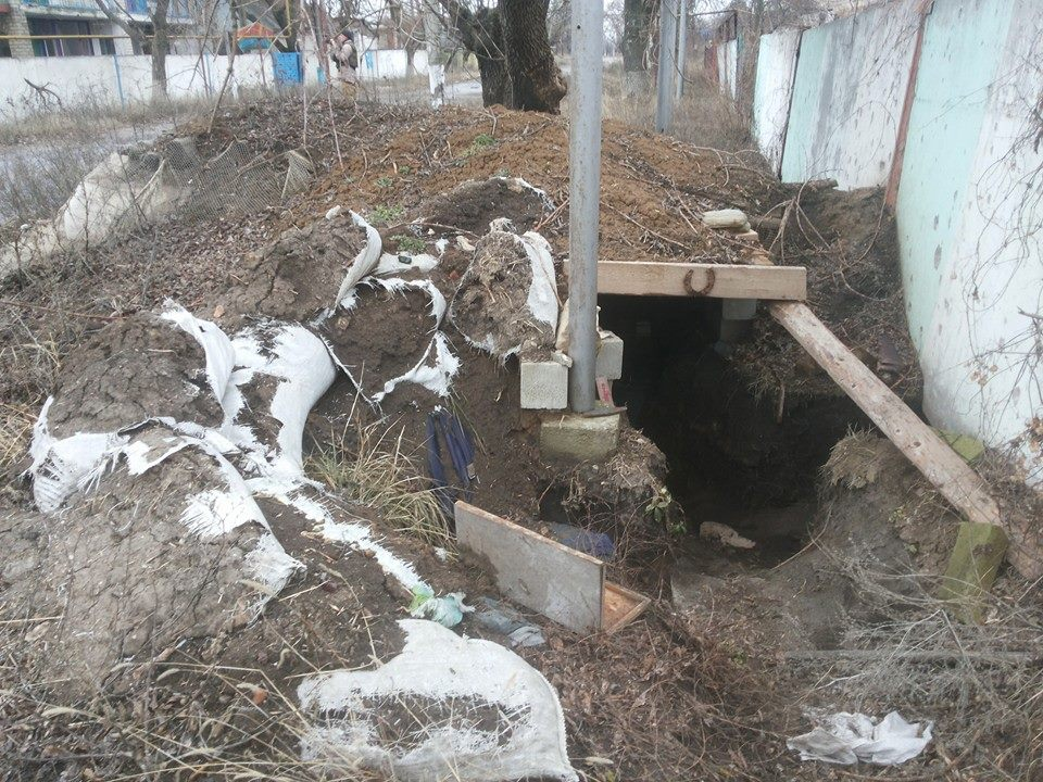 Украинские военные взяли под контроль Широкино (фото)