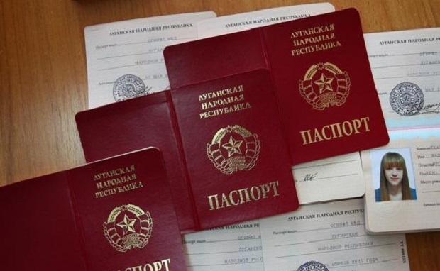 В «ЛНР» с 1 марта начнут выдавать временное удостоверение личности (фото)