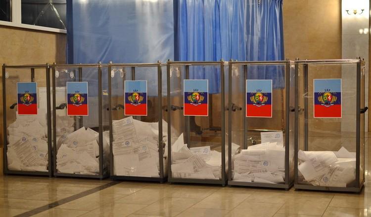 В Луганске перенесли дату выборов