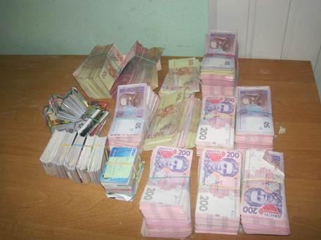 На Харьковщине задержали луганчанку с крупной суммой денег для «ЛНР»