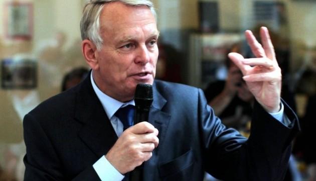 Париж напомнил РФ, что санкции снимут после выполнения Минских соглашений