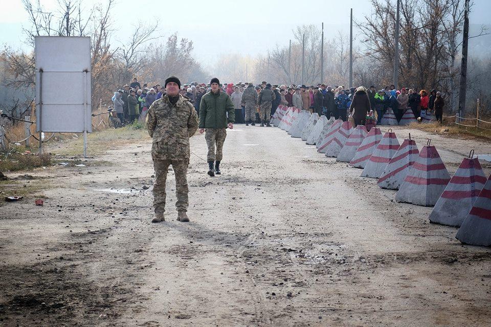 Пограничники рассказали, когда могут временно закрыть пункт пропуска в Станице Луганской
