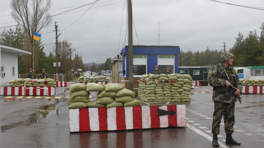 В Донецкой области закрывается контрольный пункт пропуска «Зайцево»