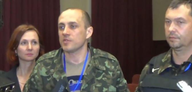 В Киеве замечен соратник Болотова, который захватывал СБУ в Луганске (видео)