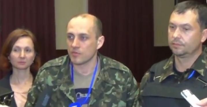 Луганскому сепаратисту Корсунскому объявлено о подозрении — СБУ