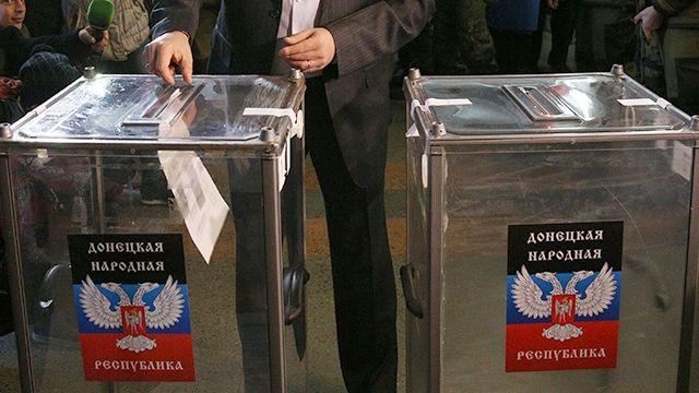 Кремль готовит наблюдателей на «выборы» в «ДНР-ЛНР»