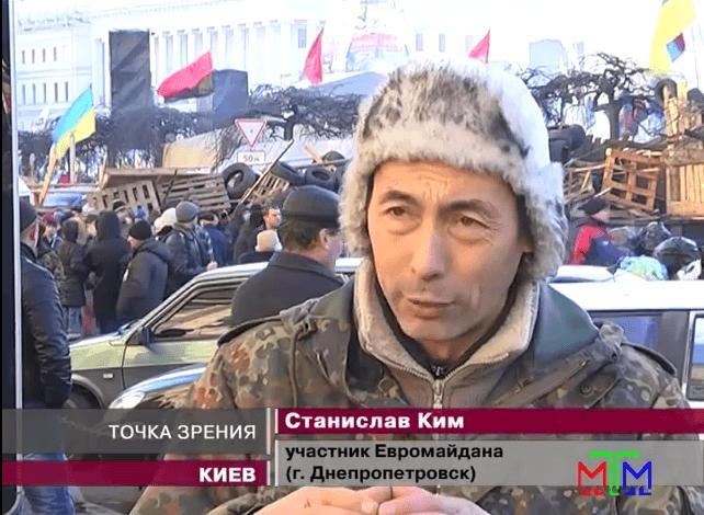 В «ДНР» активист Евромайдана стал «мэром» Горловки