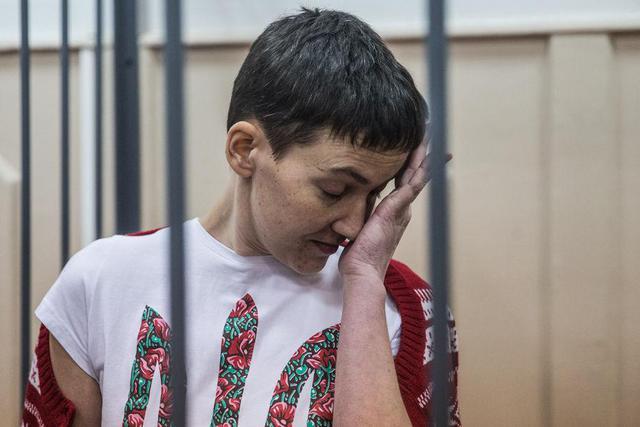 Адвокат Савченко сообщил подробности ее освобождения