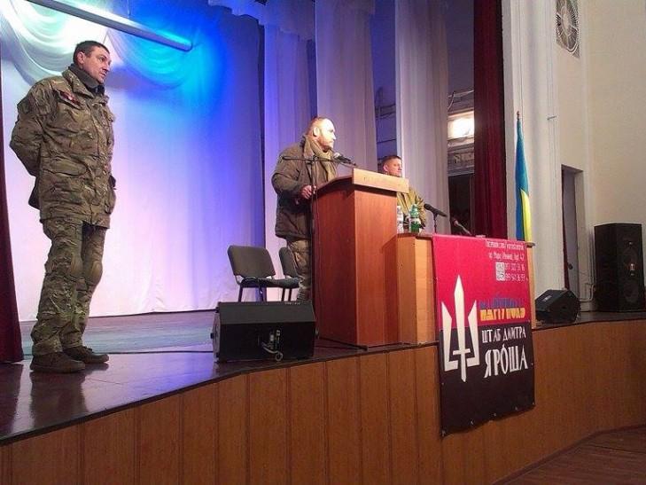 Ярош хочет очистить школы Донбасса от учителей-сепаратистов