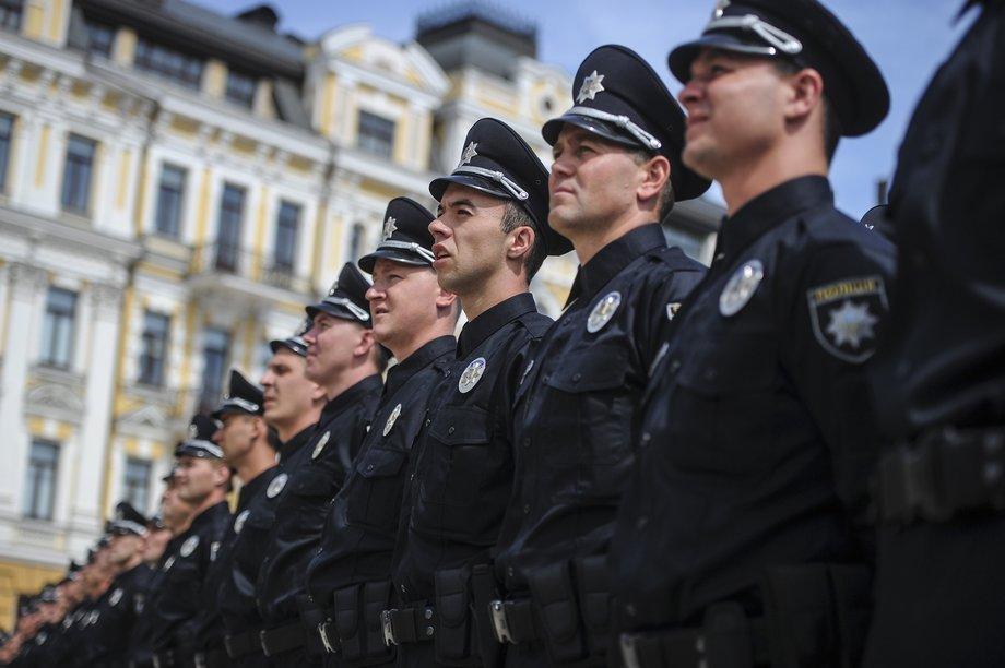 У украинских полицейских появится новый кодекс чести