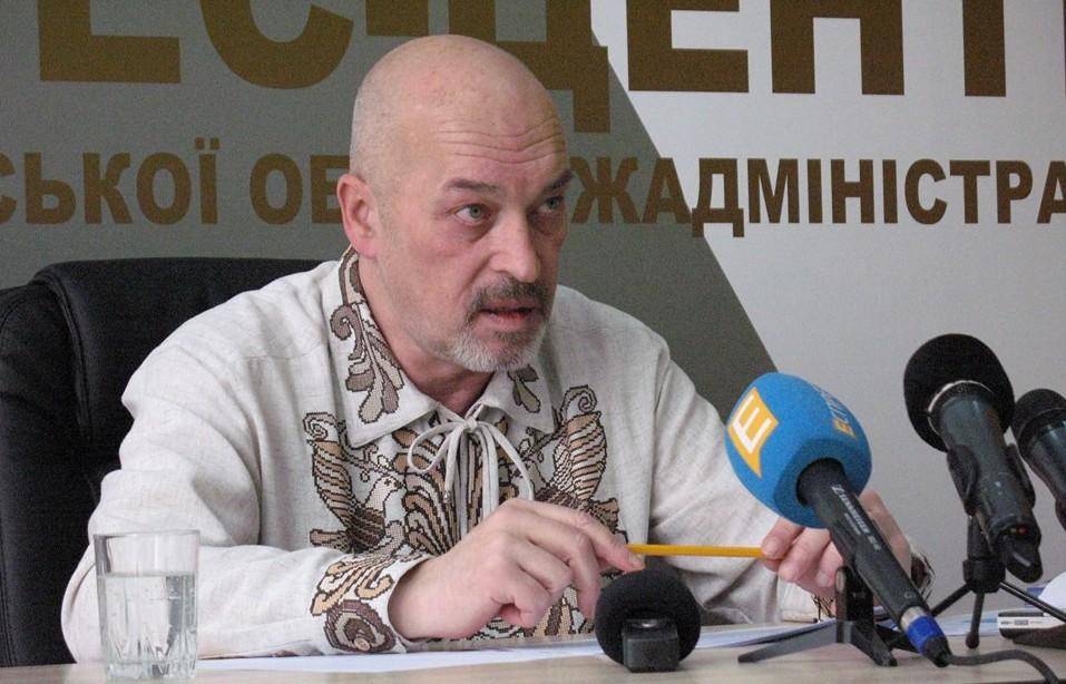 Губернатор Луганской области Георгий Тука рассказал когда уйдет в отставку