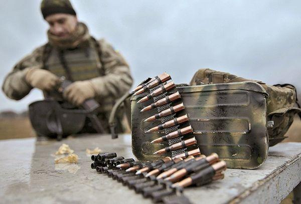 На Донбассе в боях участвовали около 140 белорусов