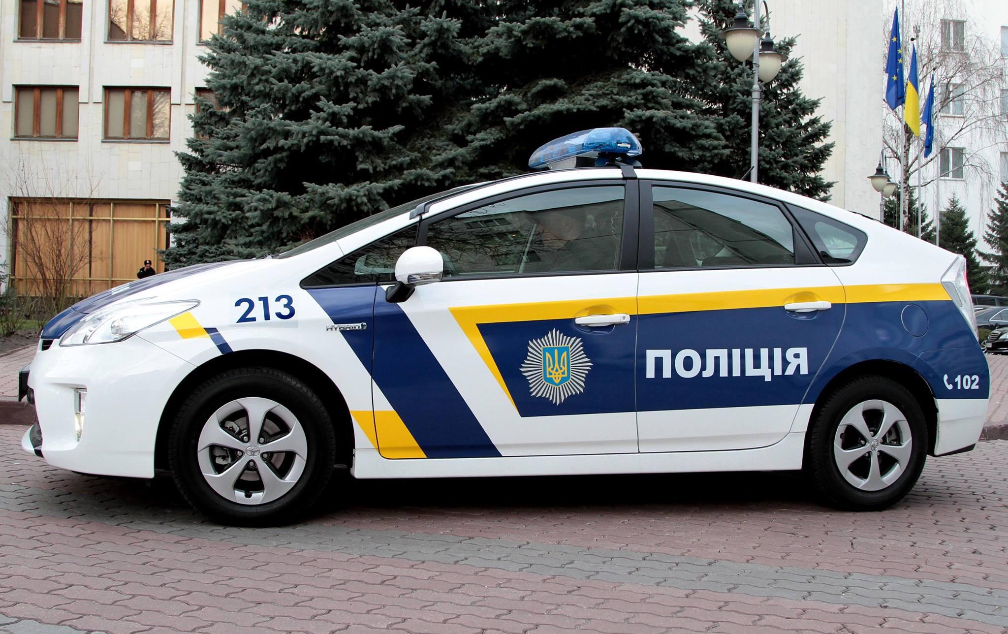 В Луганской области весной заработает новая патрульная полиция