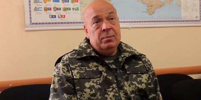 Экс-губернатор Луганщины Москаль раскритиковал Национальную полицию