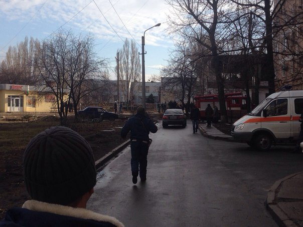 Появились новые подробности обстрела в Луганске (фото)