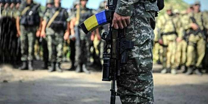 В Украине количество военнослужащих ВСУ по контракту увеличат до 70%