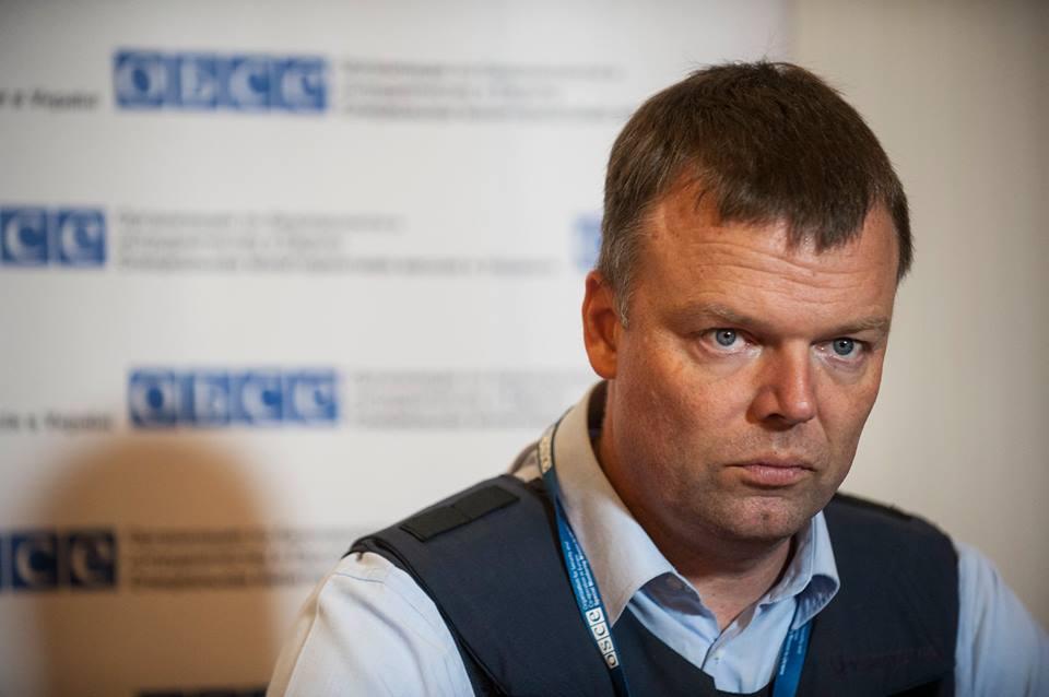 В ОБСЕ рассказали где боевики прячут ракетно-зенитные установки