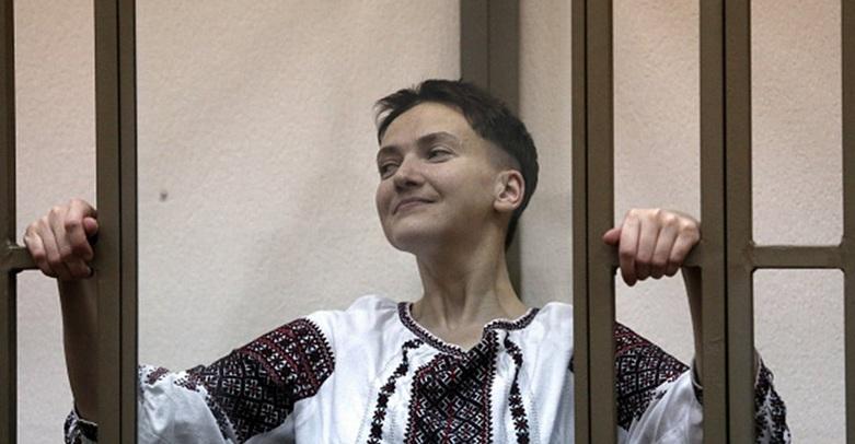 В Донецке (РФ) началось заседание по делу Савченко
