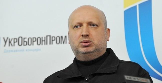 Турчинов: Решение об очередной волне мобилизации будет принято в марте