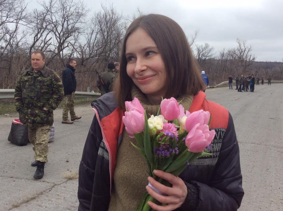 Стали известны подробности освобождения журналистки Марии Варфоломеевой