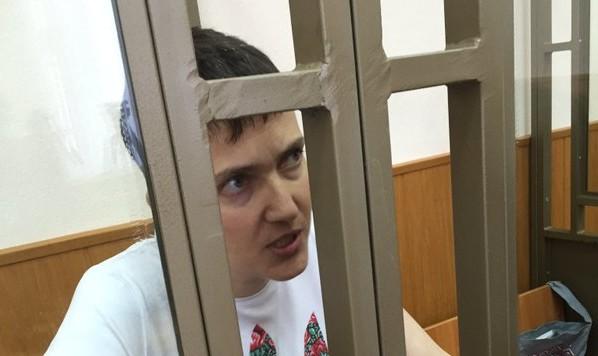 В России назвали дату оглашения приговора Савченко