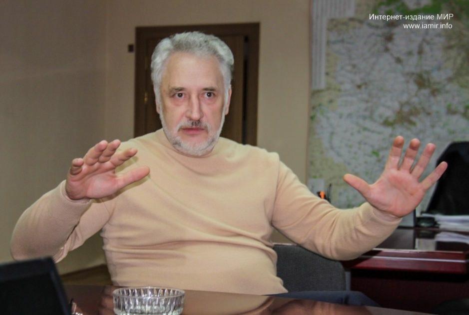 Губернатор Донецкой области рассказал, о чем говорил с Ахметовым