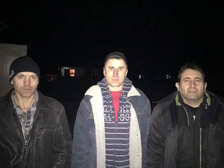 СБУ: Из плена освободили двух украинских военнослужащих и гражданского (фото)