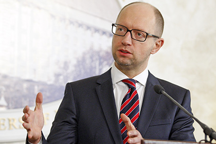 Треть украинцев обвиняют Яценюка в плохой жизни — опрос