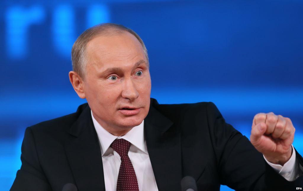 Депутаты Госдумы за оскорбление Путина хотят «сажать» на 6 лет