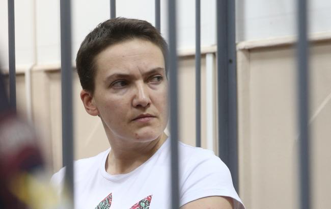 В России допускают возможность обмена Савченко
