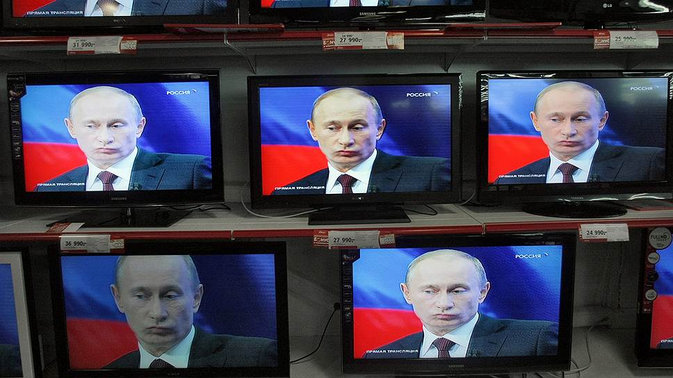 Нацсовет запретил в Украине трансляцию 14 российских телеканалов