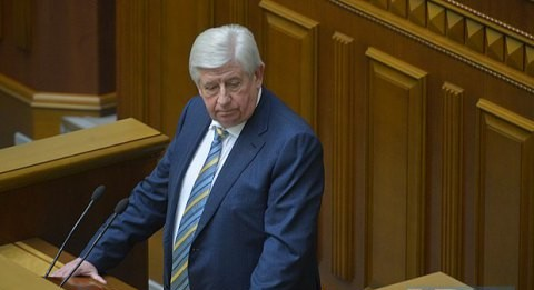 В Раде названа дата рассмотрения отставки генпрокурора Шокина