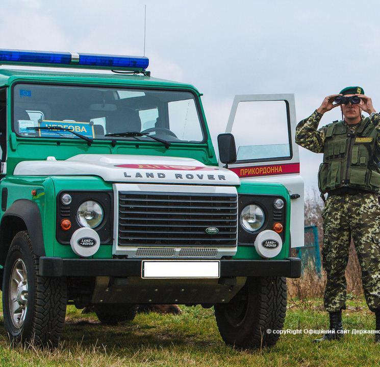 В Украине будут призывать на срочную службу в погранвойска