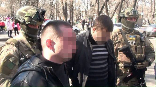 СБУ: В Одессе задержаны пять диверсантов «ЛНР», которые планировали совершить теракт (фото)