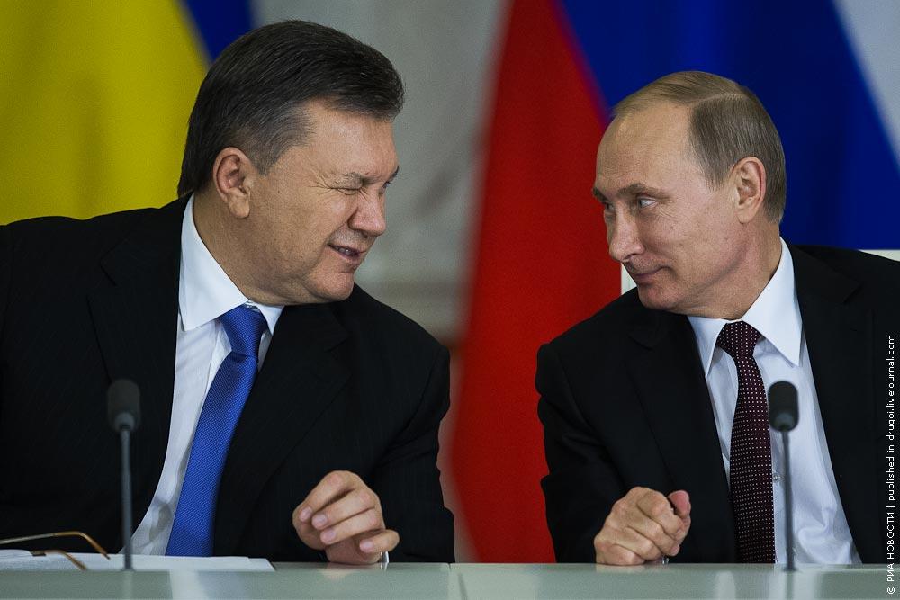 Интерпол: Россия не признает, что Янукович скрывается на территории РФ (видео)