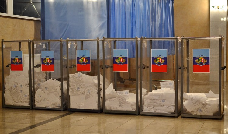 Сепаратисты требуют не допускать временных переселенцев к «выборам» в «ЛНР-ДНР»