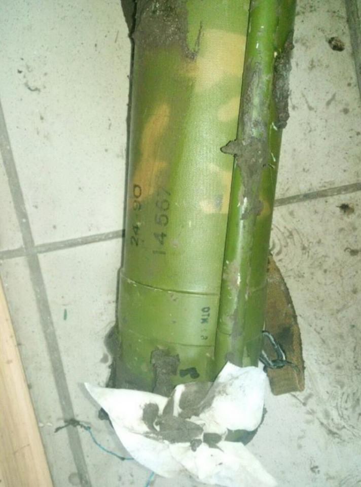 На Луганщине СБУ предотвратила диверсию (фото)