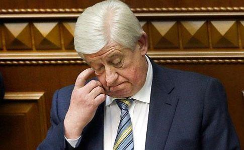 Верховная Рада дала согласие на увольнение генпрокурора Шокина